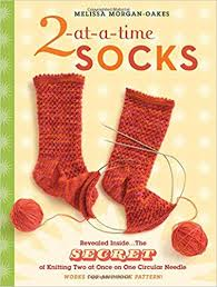 2-at-a-time Socks by Melissa Morgan Oakes