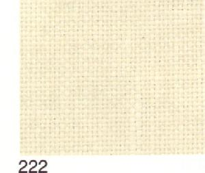 "Belfast Linen 32 Count Ivory 3609 Colour 222 18"" x 18"""