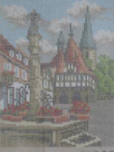 AMC 27687 Michelstadt Needlepoint Canvas