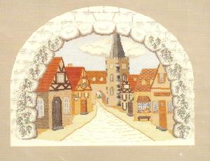 Serendipity Designs-An English Village