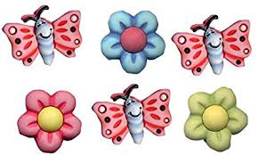 Bazooples Flutterbugs/Flowers BZ107