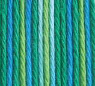 Bernat Handicrafter 33991 Emerald Energy 12 ounce or 340 gram ball. 100% Cotton.