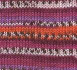 Bravo 2082 Mulberry Jacquard from Schachenmayr Knits Into A Pattern Good Quality Acrylic Yarn