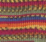 Bravo 2085 Rainbow Jacquard from Schachenmayr Knits Into A Pattern Good Quality Acrylic Yarn