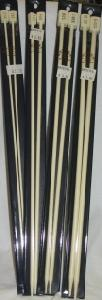 "Bryspun 14"" 3.00 mm/US 2.5 Flexible Pairs"