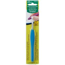 Clover Amour 5.00 mm/US H or 8 Crochet Hook