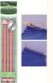 Clover Jumbo Double Ended Stitch Holder #3007