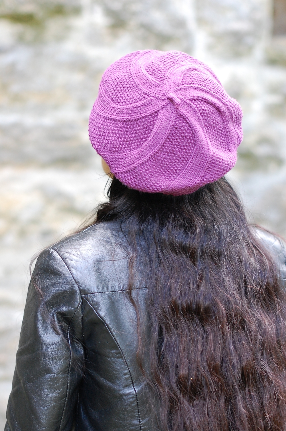 Coldharbour Twist by Woolly Wormhead in #2 Sport weight yarn in adult sizes.