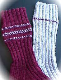 Comfort Socks Set by Heartstrings KH03-5322 in #3/Sport(DK) weight yarn.