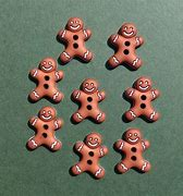 Dress It Up Iced Cookies 5553 Holiday Collection Buttons/Embellishment