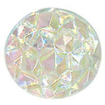 Elan 05 3020A  Diamond Look Button(4/card)