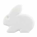 Elan 95 2741K White Bunny (3/card)