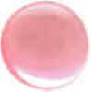 Elan 35 0385A Clear Pink Button(2/card)
