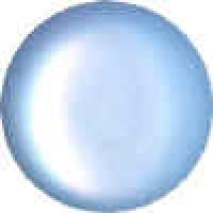 Elan 40 0541G Clear Blue Button(2/card)