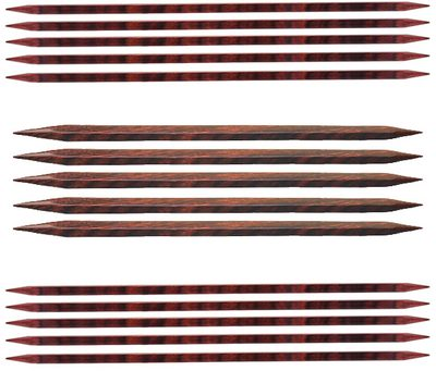"Knitter's Pride 8"" 5.50 mm/US 9 Cubics Double Point Needle"