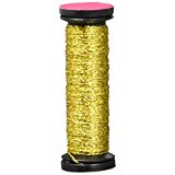 Kreinik 4 Very Fine Braid 028 Citron 11 meters/12 yards