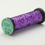 Kreinik Blending Filament 012HL Purple Hi Lustre 50 meters/55 yards per spool