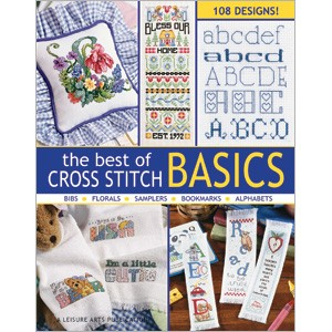 Leisure Arts 5072 The Best of Cross Stitch Basics