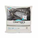 "18"" x 18""/45.7 cm x 45.7 cm Fairfield Crafter's Choice Pillow Form"