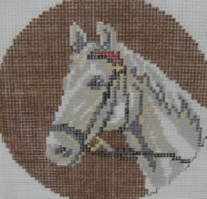 Rico Gobelin 59539 Pferd/Horse Needlepoint Canvas