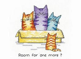 Heritage Stitchcraft SHOM1433 One More? (X Stitch Pattern Only)