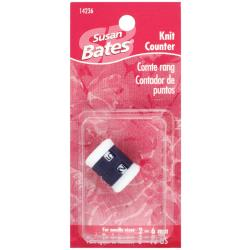 Susan Bates Knit Counter 2 mm-6 mm/US 0-10 #14236