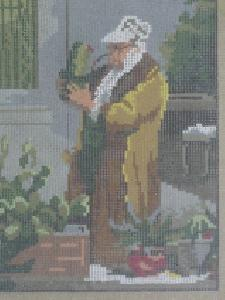 Tapex Vienna 116-278 Kaktusfreund/Cactus Friend Needlepoint Canvas